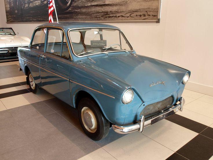 1957 - DAF 600 Prototype -2