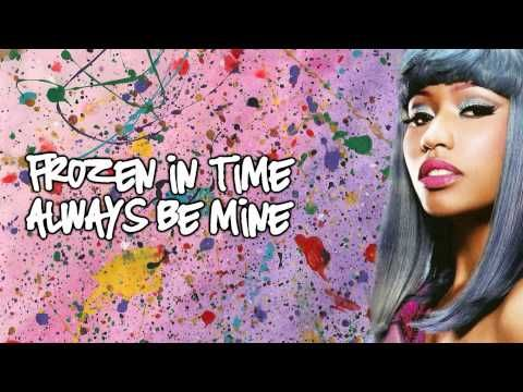 Young Forever - Nicki Minaj (Lyric Video) with lyrics on screen ((HD))