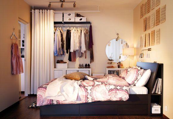 Decorar un dormitorio con poco dinero decoraci n decorar dormitorios dormitorios y cortinas - Decoracion cortinas dormitorio ...
