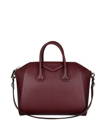 Givenchy - Medium leather Antigona bag
