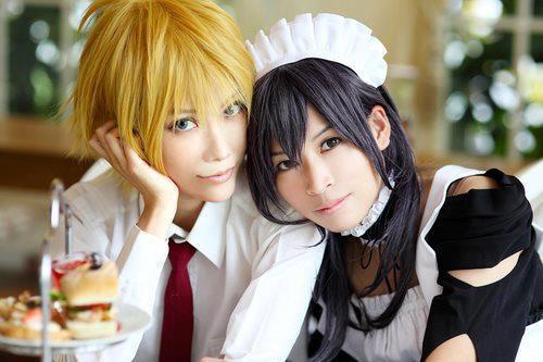 maid sama cosplay alodia - photo #35