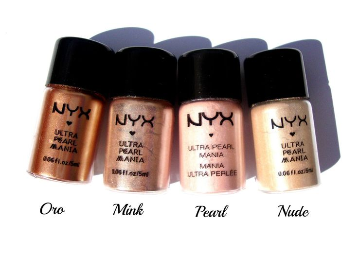 NYX Loose Pearl Eyeshadow