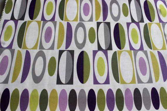 Wisteria Eleta Magic Fabric By The Yard Curtain by FabricMart