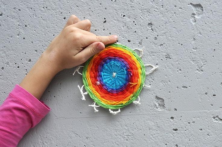 rainbow carpet
