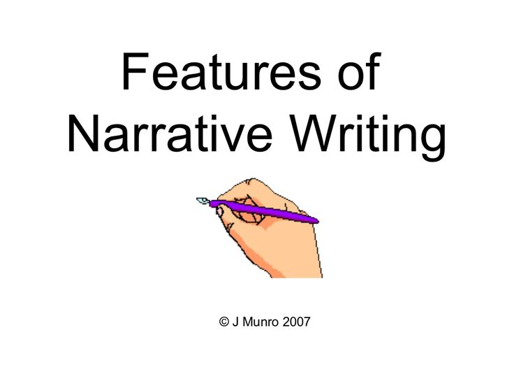teaching the narrative essay It is an undeniable fact that narrative writing is one of the most difficult concepts to teach in an english writing class one of the objec.