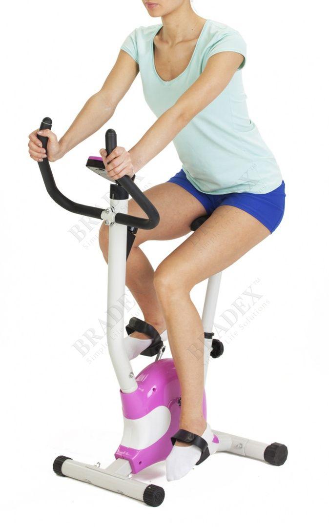 Велотренажер «СПЛЭШ» АРТИКУЛ: SF 0057 Велотренажер «СПЛЭШ» специально разработан для тренировок в домашних условиях. Он компактный и невероятно простой в использовании, поэтому тренироваться с помощью этого велотренажера смогут даже пожилые люди. Этот велотренажер оснащен специальным компьютером, на котором отображается скорость, время, дистанция и количество потраченных калорий. Использования велотренажера «СПЛЭШ» предоставит Вам сразу несколько выгод: улучшит физическую подготовку…
