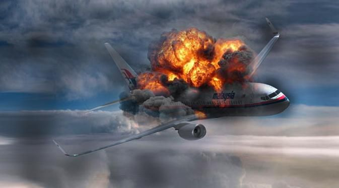 10 Teori Konspirasi Kecelakaan Malaysia Airlines MH17 - News Liputan6.com