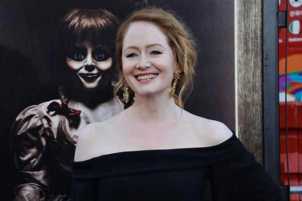 Miranda Otto and Lucy Davis are to play the aunts of Kiernan Shipka's teen witch Sabrina in Netflix's upcoming, as-yet-untitled drama.