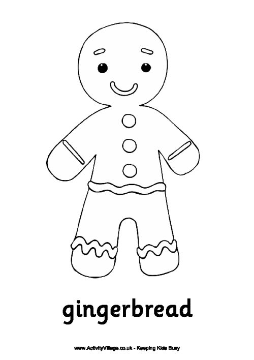 Unusual gingerbread house coloring pages   708x500