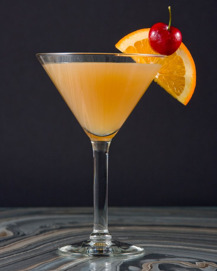 A simple whiskey sour with a hint of apricot from the brandy, the Baltimore Bang is a fantastic classic cocktail.