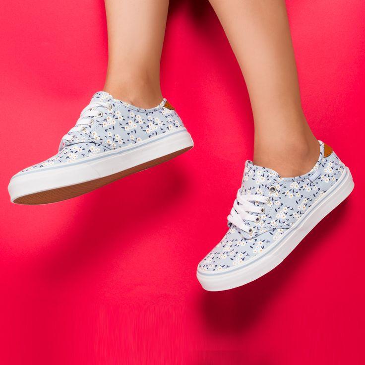 El par perfecto que deberías tener #Vans Latino  #chic #shoes  #women