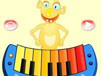 skladateľ hudby, zvuky a hud. nástroje
