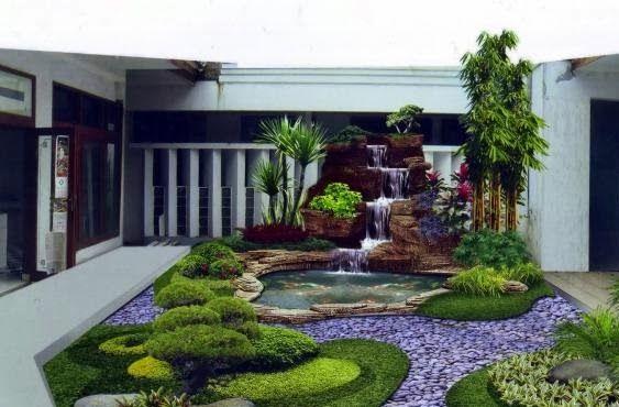 home garden minimalis