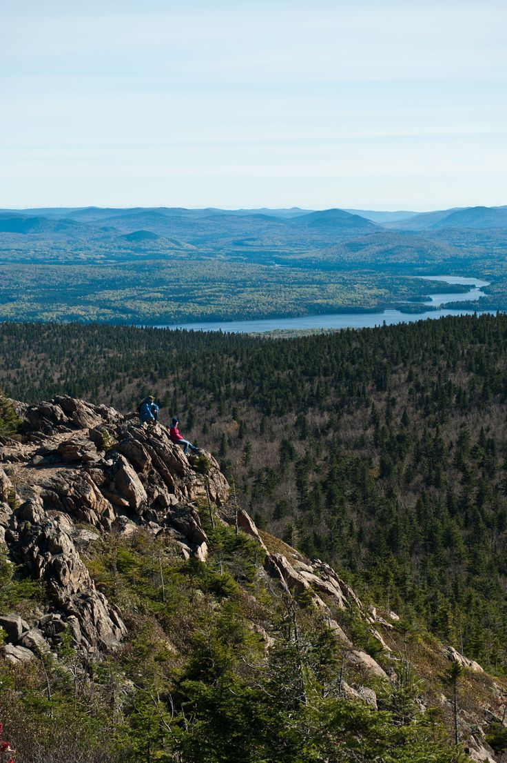 Hiking is a must-do at Mount Carleton Provincial Park. From a wheelchair-accessible trail at Williams Falls to challenging mountain hikes, our 11 trails are ready and waiting to be explored. #NBParks