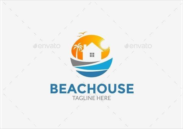 Image Result For Beach House Logo