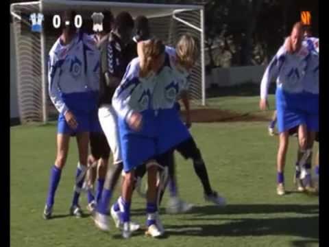Golden Goal - Siamesisk tvillingfotball med Molde
