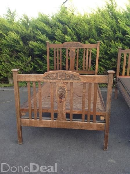 Antique beds one single one double , €150 for both ONO#xtor=CS1-27-[share]