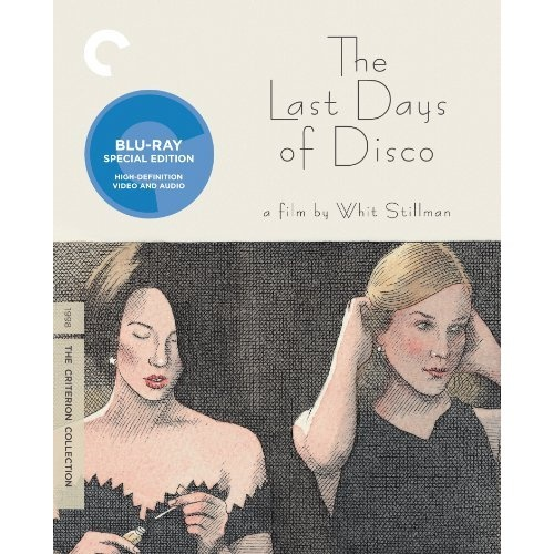 Amazon.com: The Last Days of Disco (The Criterion Collection) [Blu-ray]: Kate Beckinsale, ChloeSevigny, Chris Eigeman, Whit Stillman: Movies & TV