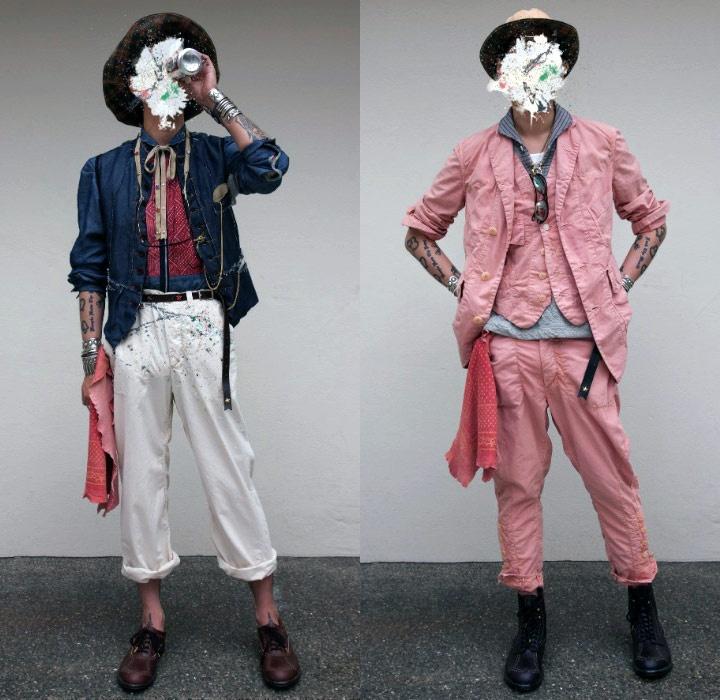 Takahiro Miyashita-  The SoloIst S/S 2012