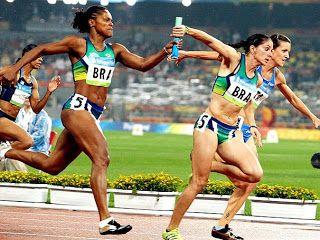 Blog Esportivo do Suíço:  COI oficializa, e 4x100m feminino do Brasil herda bronze de Pequim 2008