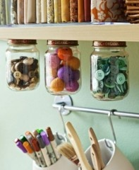 Space saving ideas...for storage [scroll down and go to page 12 for this one]