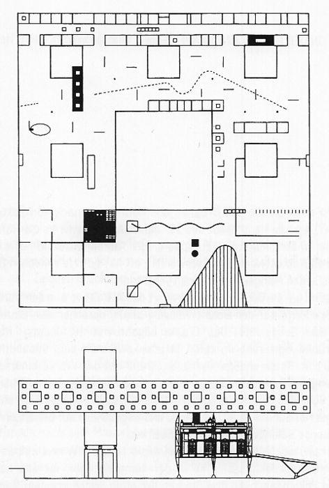 Bolles + Wilson. Schlossplatz Manifesto, Berlin 1993