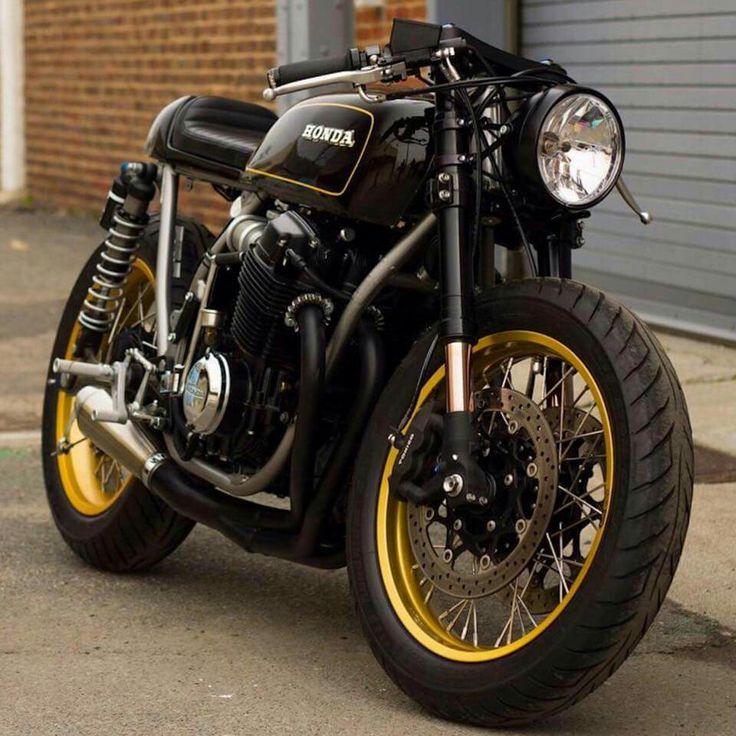'74 Honda CB750 - Cognito Moto