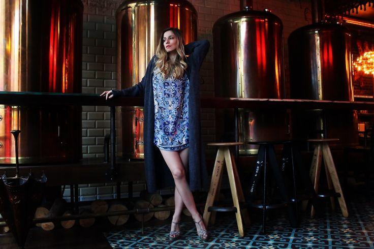 Dana Rogoz visatoare intr-o rochie Antik Batik: http://goo.gl/2iaFAy
