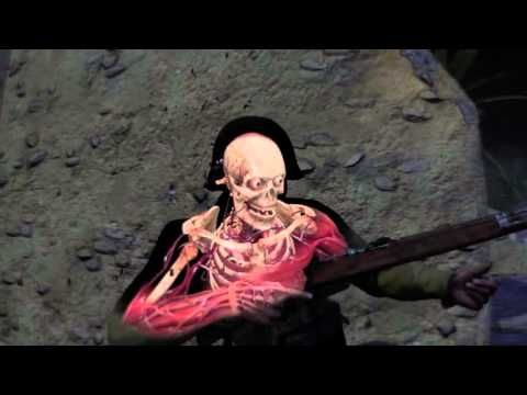 Sniper Elite 3 from a snipersnest - YouTube