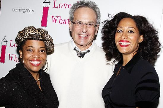 New Love, Loss cast Jan 2010 – Rhonda Ross Kendrick - Robert Ellis Silberstein –Tracee Ellis Ross