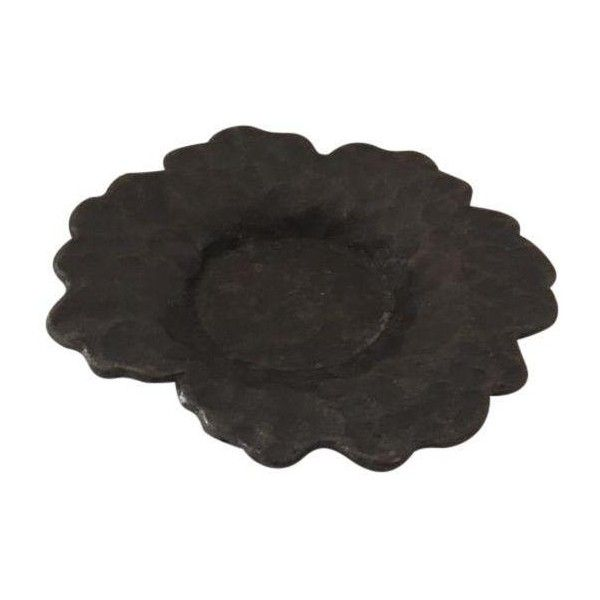 Hammered Cast Iron Trinket Bowl (£22) ❤ liked on Polyvore featuring home, home decor, decorative bowls, cast iron bowl, trinket bowl, jewelry bowl, cast iron home decor and cast iron ashtray