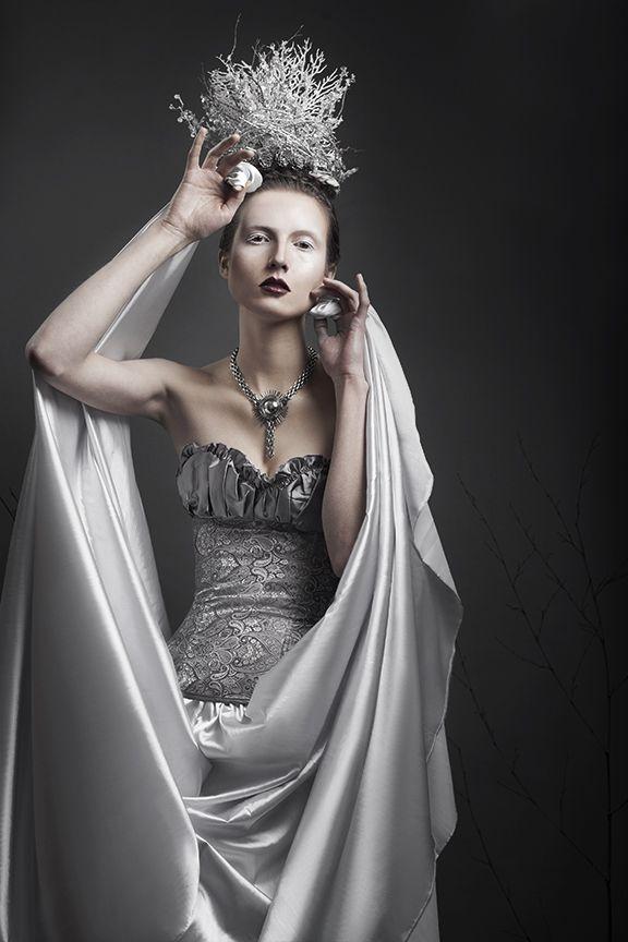 Model Melanie Kazmercyk Makeup Artist Jenny Lin Custom