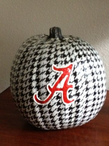 Alabama Pumpkin for Halloween -NOT just another Mom