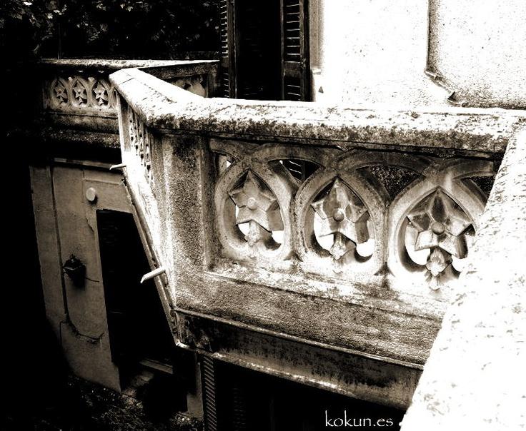 Balcón de Can Manich. Muebles y detalles de #CanMontmeló