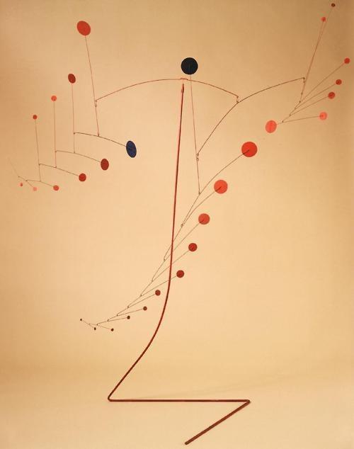 Alexander Calder. The founder of mobiles!
