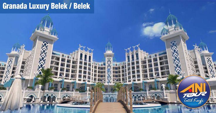 Granada Luxury Resort & Spa'nın yaz aktiviteleri ile eğlence dolu bir tatil sizi bekliyor! ⛱️☀️