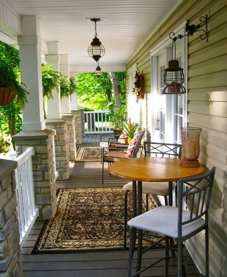 Small Front Porch Remodel: Spaces Front Porch Columns Design, Pictures, Remodel