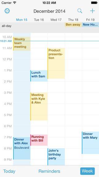 OnTop Plus: Calendar & Reminders - Powerful Time Manager eli Rozen 제작  달력