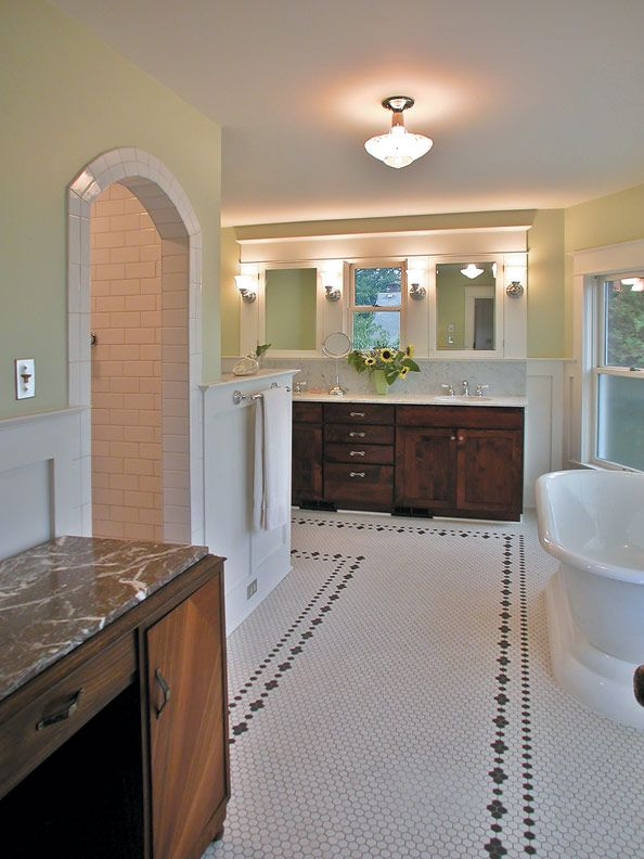 15 best ideas about penny tile floors on pinterest for Matching old bathroom tiles