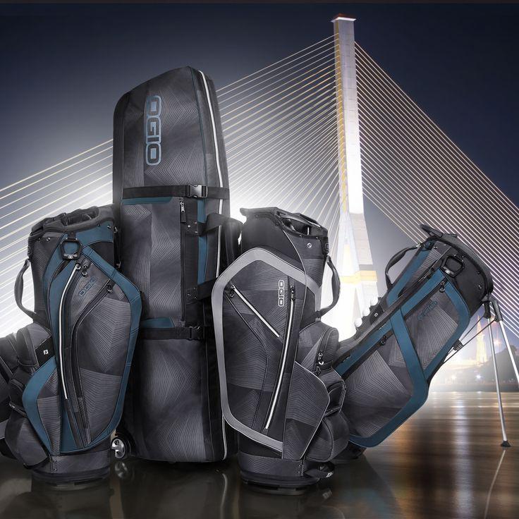 Vortex Collection  // #golf #cartbag #standbag #tournament #sport #lifesyle #OGIO