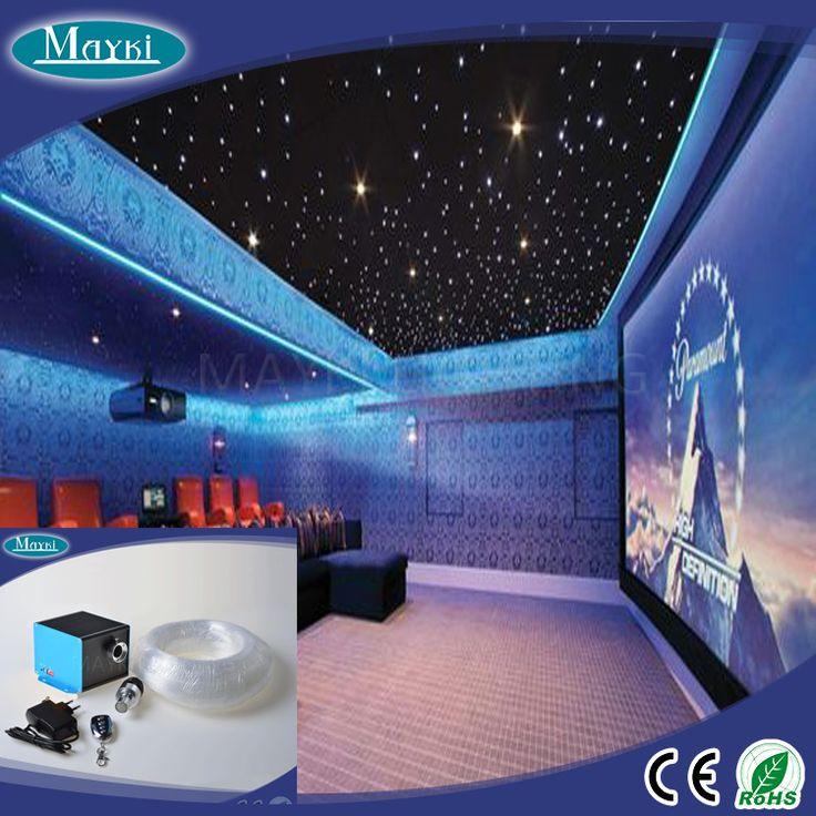 FIBER OPTIC LIGHT KIT FOR DIY HOME DECORATION AND COMMERCIAL DECOR