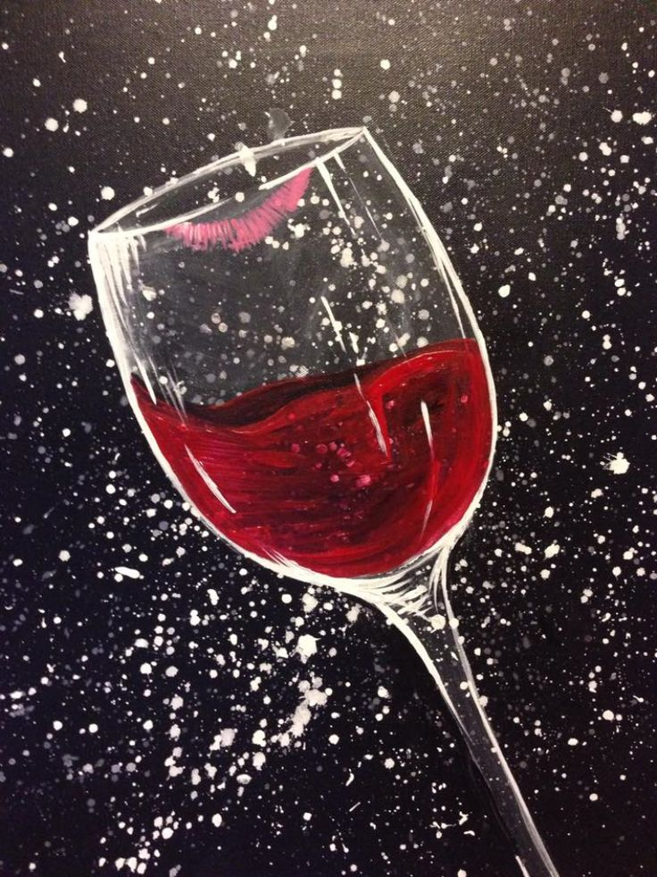 I am going to paint Your Kiss at Pinot's Palette - Valencia to discover my inner artist!