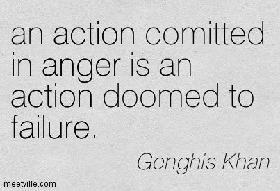 genghis khan quoteslife