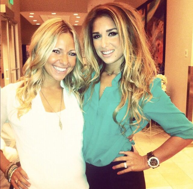 how to get jessie james decker hair color
