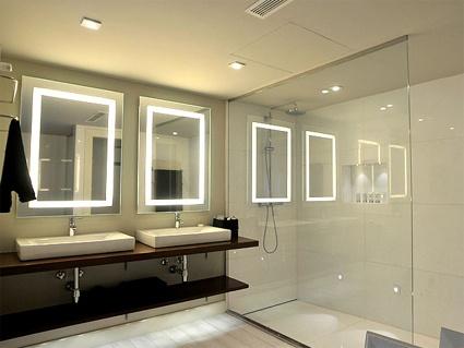 Amplia gama de divertidos y prácticos espejos para baños a la vez que económicos.
