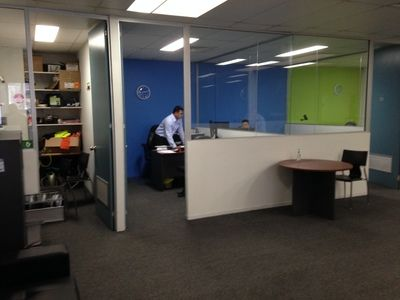 110sqm - Air conditioned office suite