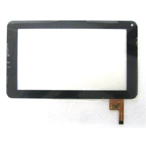 Черный новый 7  IPPO K7 / пентаграмма EON гран-при европы планшет 12 контакт. емкостный сенсорный экран панели планшета стекло датчик бесплатная доставка