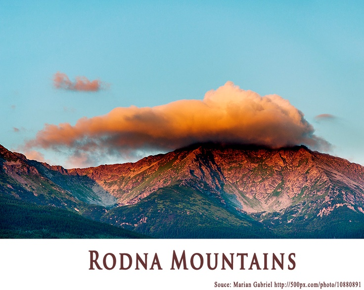 Rodna Mountains  https://www.facebook.com/FromTransylvaniaWithLove