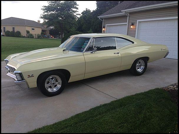 1968 Chevy Impalla Maintenance Restoration Of Old Vintage: 1967 Chevrolet Impala Maintenance/restoration Of Old