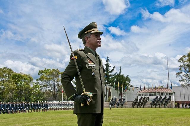 Nuestro Director General, el mayor general José Roberto León Riaño, ha inspirado a muchos colombianos para trabajar por un mejor país.